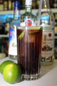 Cuba Libre; Foto: drinkmix