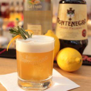 Montenegro Sour; Bild: drinkmix