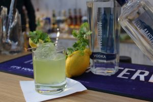 New Amsterdam Smash; Bild: drinkmix