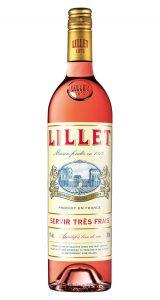 Lillet Rosé; Bild: Pernod Ricard Deutschland