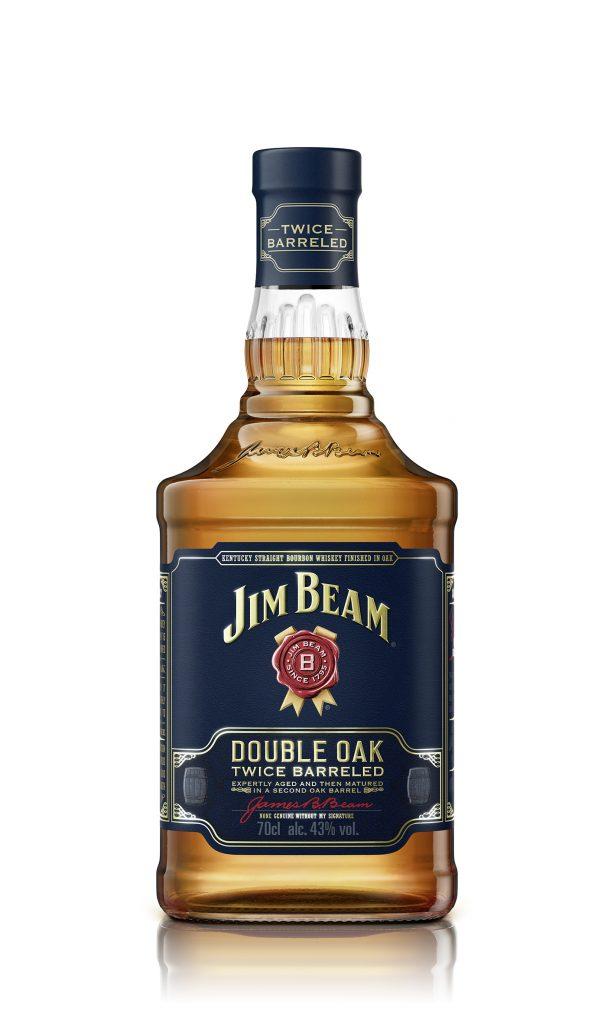 Jim Beam Double Oak; Bild: Beam SUntory Deutschland GmbH