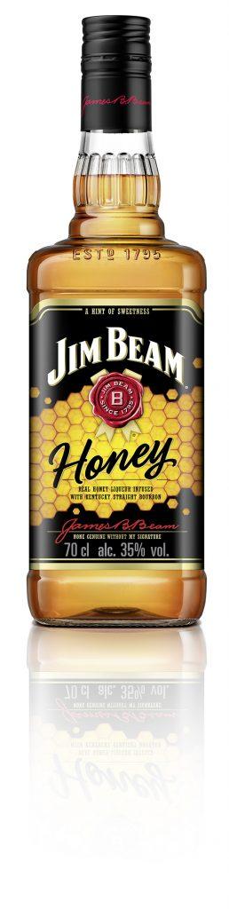 Jim Beam Honey; Bild Beam Suntory Deutschland GmbH