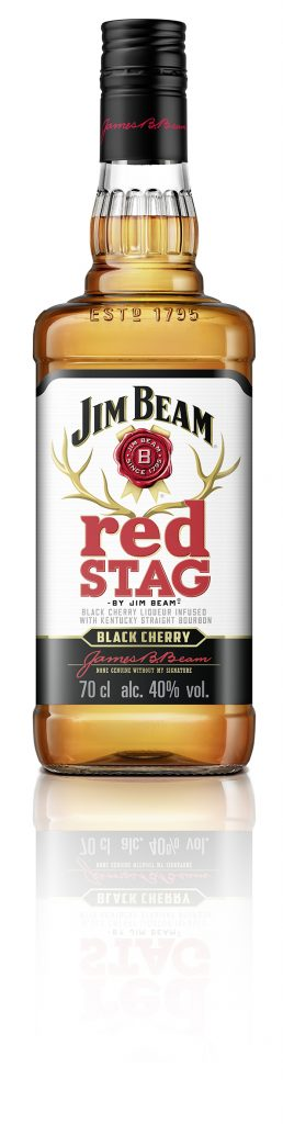 Red Stag by Jim Beam; Foto: Beam Suntory Deutschland GmbH