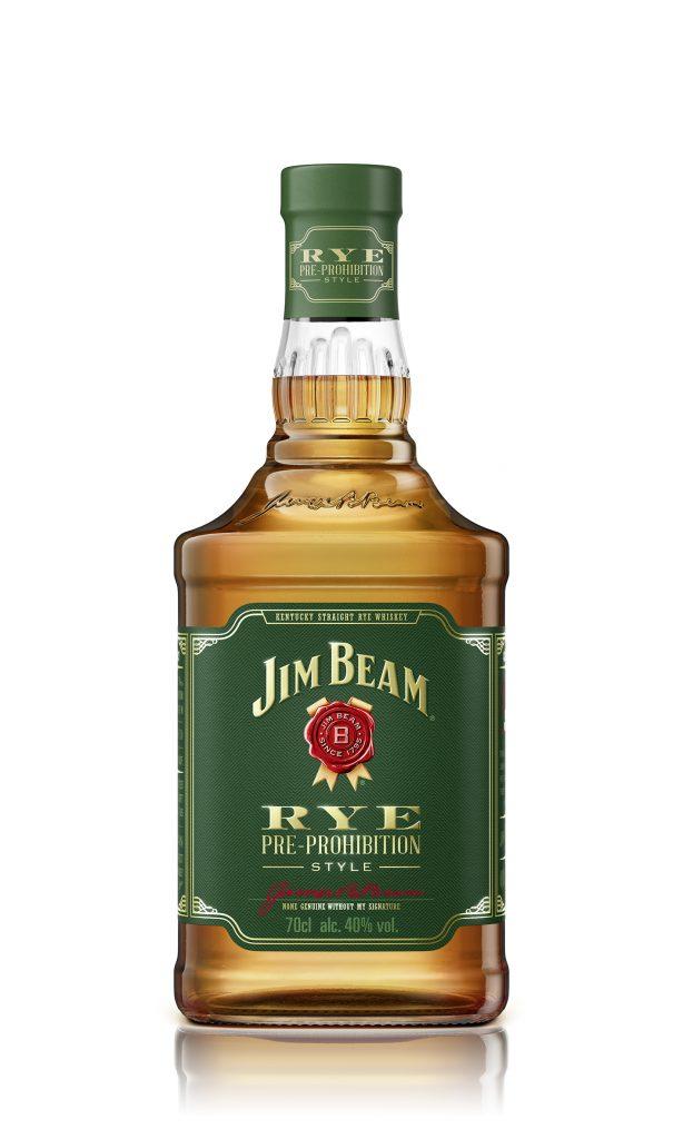 Jim Beam Rye, Foto: Beam Suntory Deutschland GmbH