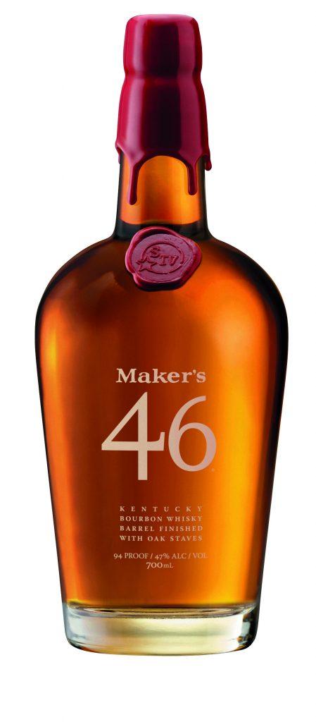 Maker's 46; Bild: Beam Suntory Deutschland GmbH