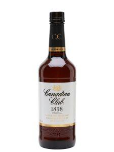 Canadian Club - milder kanadischer Whiskey