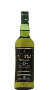 Laphroaig 25 Cask Strength